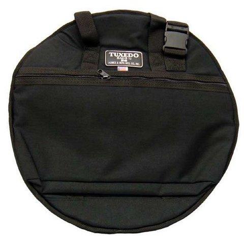 "Humes and Berg 22"" Tuxedo Cymbal Bag w/ Divider"
