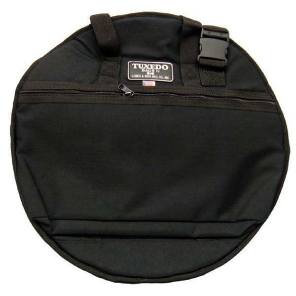 "Humes and Berg Humes and Berg 22"" Tuxedo Cymbal Bag w/ Divider"