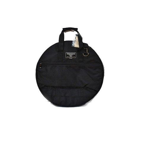 "Humes and Berg 20"" Tuxedo Padded Black Cymbal Bag"