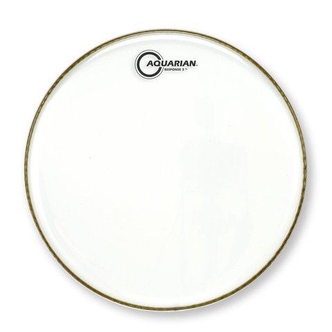 "Aquarian Response 2 Series 20"" (2-Ply) Bass Drumhead"