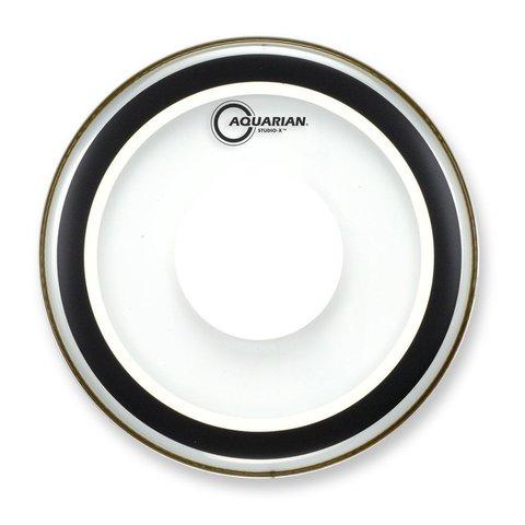 "Aquarian Studio-X Series 16"" Drumhead with Power Dot"
