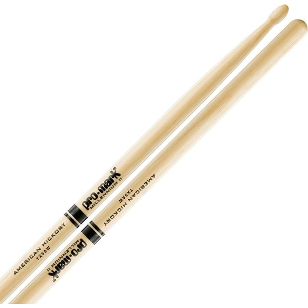 Promark Hickory 5A Drumsticks