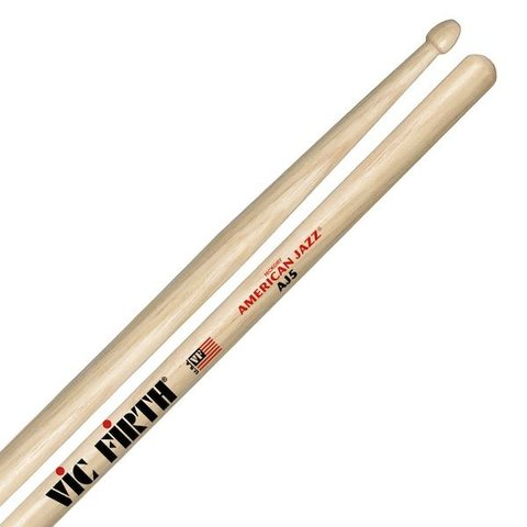 Vic Firth American Jazz - 5 Drumsticks