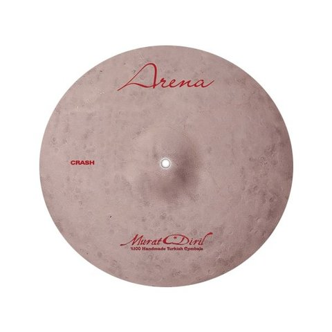 "Murat Diril Arena Series 17"" Crash Cymbal"
