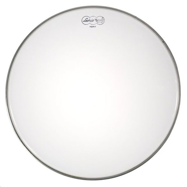 "Ludwig Ludwig Weather Master Clear Heavy 18"" Bass Drumhead"