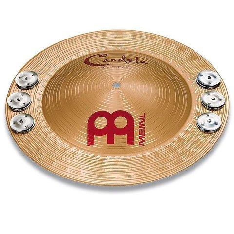 "Meinl Candela 14"" Percussion Jingle Bell"