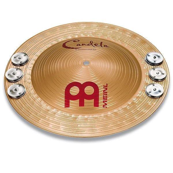 """Meinl Meinl Candela 14"""" Percussion Jingle Bell"""