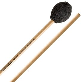 Innovative Percussion Innovative Percussion Medium Hard Marimba Mallets - Charcoal Yarn - Birch