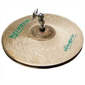 "Istanbul Mehmet Istanbul Mehmet Signature Series 12"" El Negro Hi Hat Cymbals"