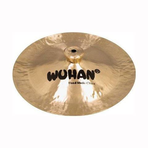 "Wuhan 13"" China Cymbal"