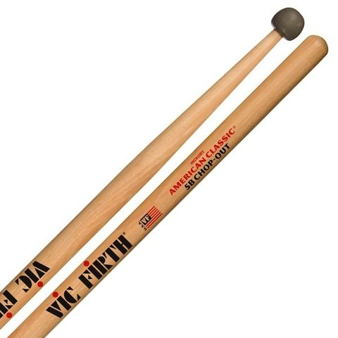 Vic Firth American Classic - 5B Chop-Out Practice Drumsticks