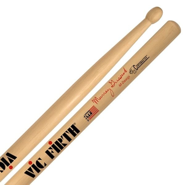 Vic Firth Vic Firth Corpsmaster - Signature Snare - Murray Gussek Drumsticks