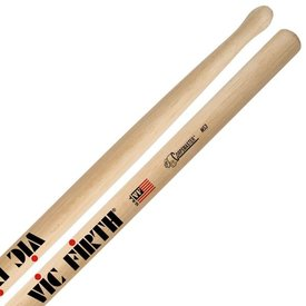 "Vic Firth Vic Firth Corpsmaster - Snare - 17"" x .715"" Drumsticks"