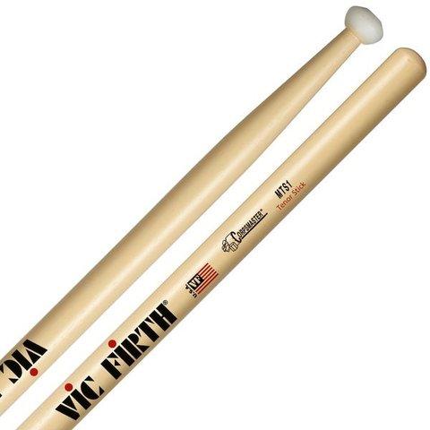 Vic Firth Corpsmaster® Multi-Tenor stick -- nylon tip