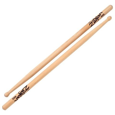 Zildjian Rock Wood Natural Drumsticks