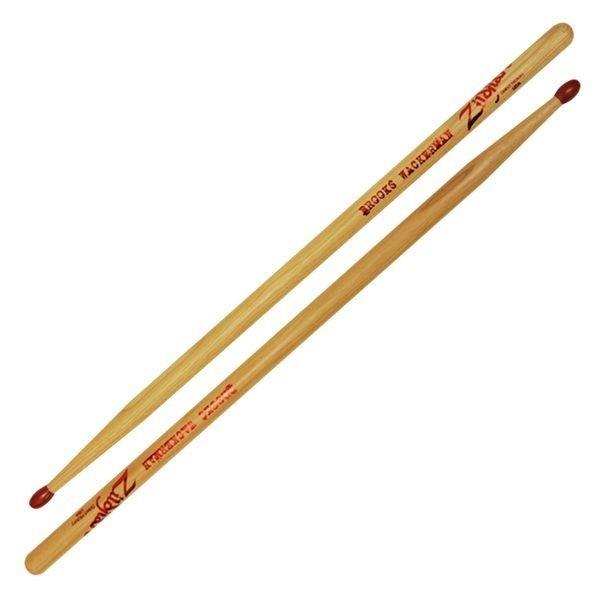 Zildjian Zildjian Artist Series Brooks Wackerman Natural Drumsticks
