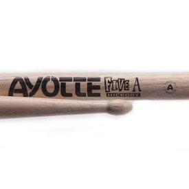 Ayotte Ayotte Five A Hickory Wood Tip drumsticks