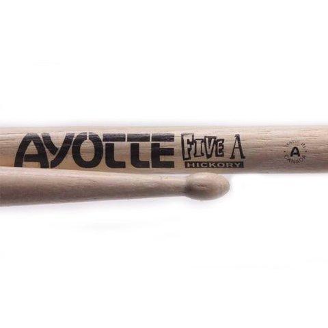 Ayotte Five A Hickory Wood Tip drumsticks