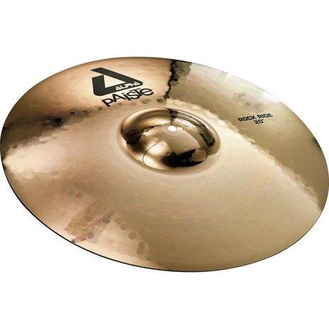 "Paiste Alpha 24"" 'B' Rock Ride Cymbal"
