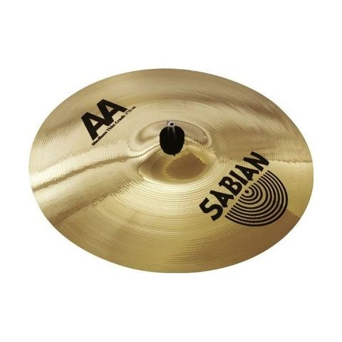 "Sabian AA 18"" Medium-Thin Crash Cymbal"