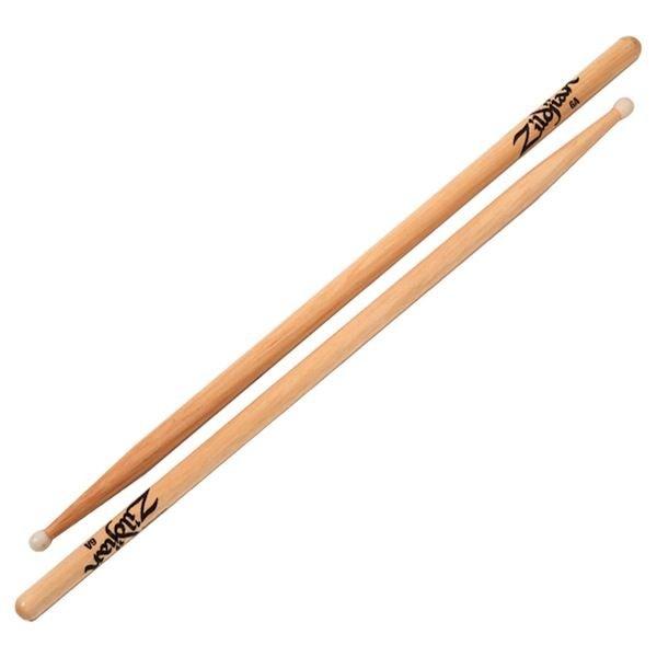 Zildjian Zildjian 6A Nylon Natural Drumsticks