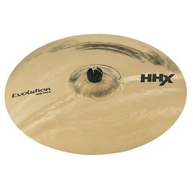 "Sabian Sabian HHX 17"" Evolution Crash Cymbal"