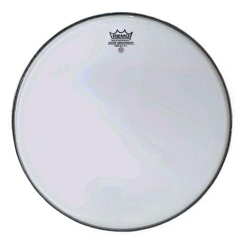 "Remo Suede Ambassador 18"" Diameter Bass Drumhead"