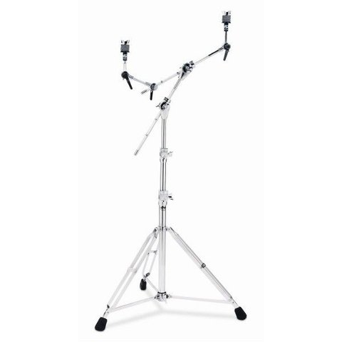 DW 9000 Series Heavy Duty Dual Cymbal Multi-Boom Cymbal Stand