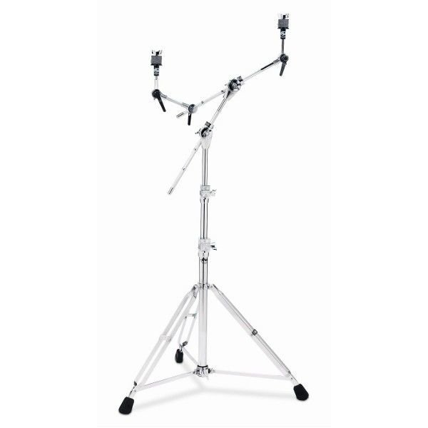 DW DW 9000 Series Heavy Duty Dual Cymbal Multi-Boom Cymbal Stand