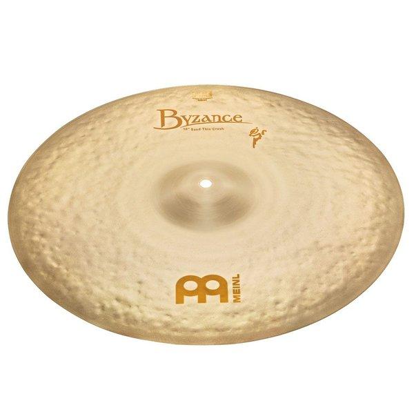 "Meinl Meinl Byzance Vintage 18"" Sand Thin Crash Cymbal"