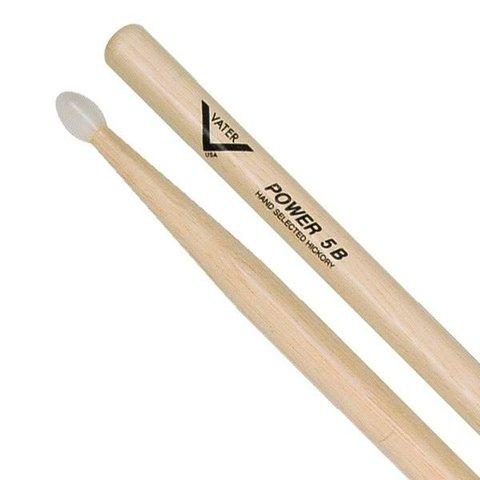 Vater Power 5B Nylon Tip Drumsticks