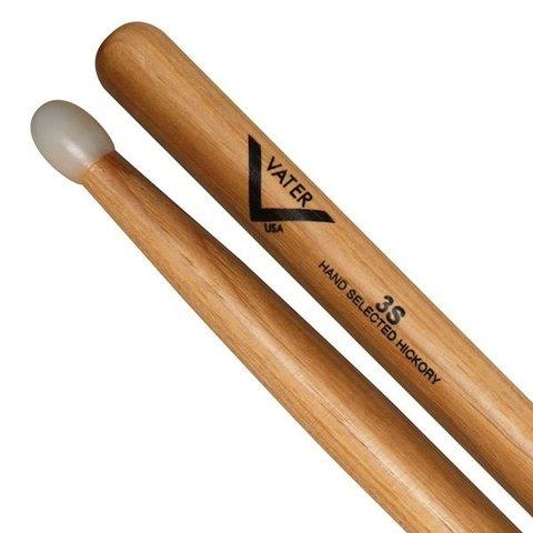 Vater 3S Nylon Tip Drumsticks