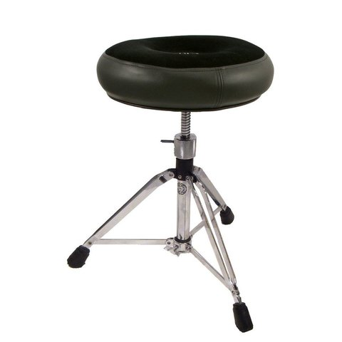 Roc-N-Soc Manual Spindle Round Seat - Black