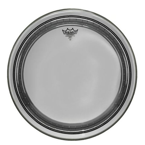 """Remo Clear Powerstroke Pro 24"""" Diameter Bass Drumhead"""