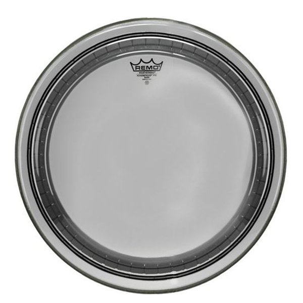 """Remo Remo Clear Powerstroke Pro 24"""" Diameter Bass Drumhead"""
