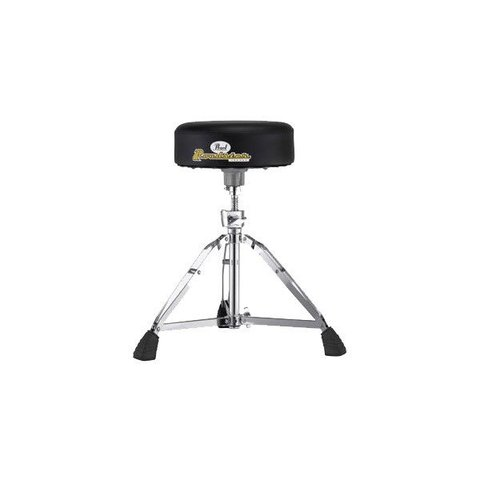 Pearl 1000 Series Locking/Swivel Bracket Round Drum Throne - Short