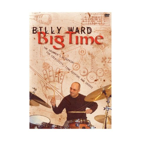 Billy Ward: Big Time DVD
