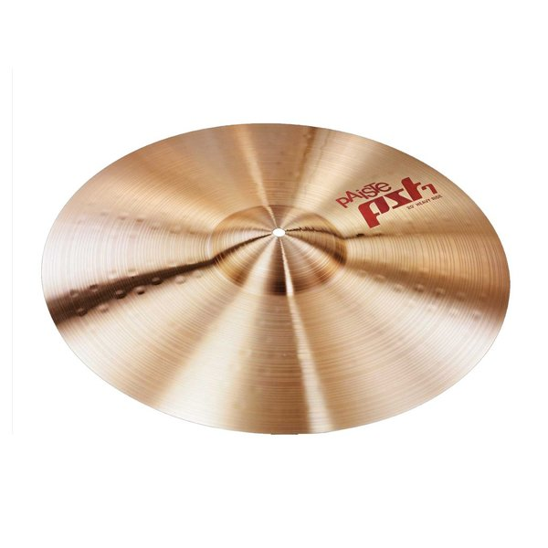 "Paiste Paiste PST7 Series 20"" Heavy Ride Cymbal"