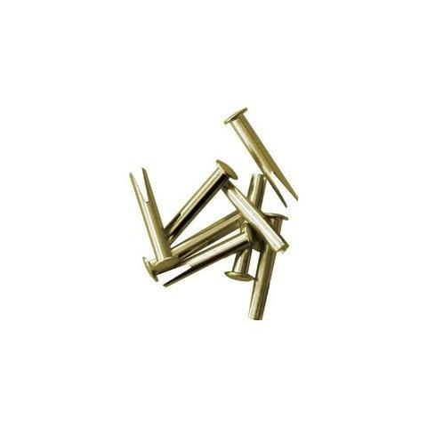 Cannon Brass Cymbal Rivets (8 PK)