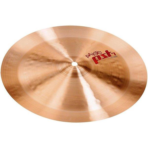 "Paiste Paiste PST7 Series 14"" China Cymbal"