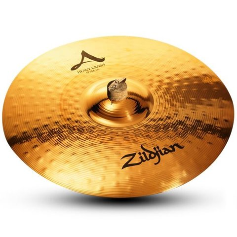 "Zildjian A Series 19"" Heavy Crash Brilliant"