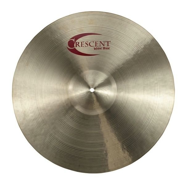 """Crescent Stanton Moore Series 20"""" Wide Ride Cymbal"""