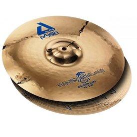 """Paiste Paiste Alpha 14"""" Powerslave Boomer Hats Cymbals"""