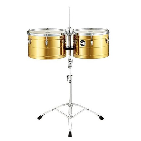 Meinl 14/15 Professional Series B10 Cymbla Bronze Timbales, 60Th Anniversary