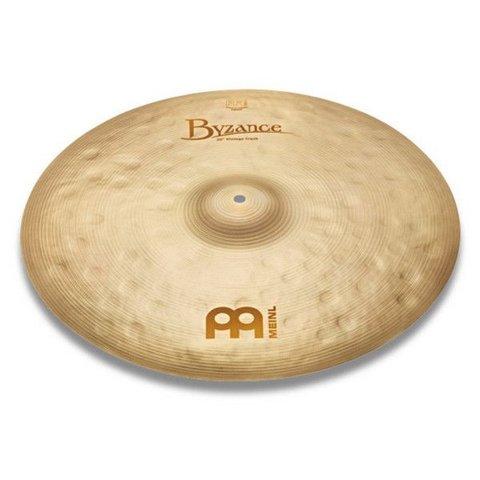 "Meinl Byzance Vintage 22"" Vintage Crash Cymbal"