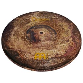 "Meinl Meinl Byzance Vintage 14"" Pure Hi Hat Cymbals"
