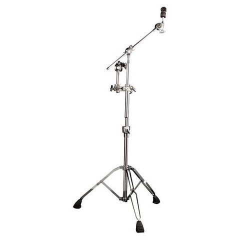 Pearl Tom/Cymbal Stand (Pipe Joint, Trident Tripod, CH-930 Uni-Lock Cymbal Holder, TH-900S Uni-Lock Tilter)