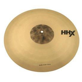 "Sabian Sabian HHX 18"" Studio Crash Cymbal"