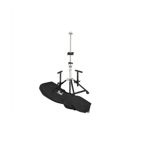 Pearl Pearl Double Conga Quick Stand with Case