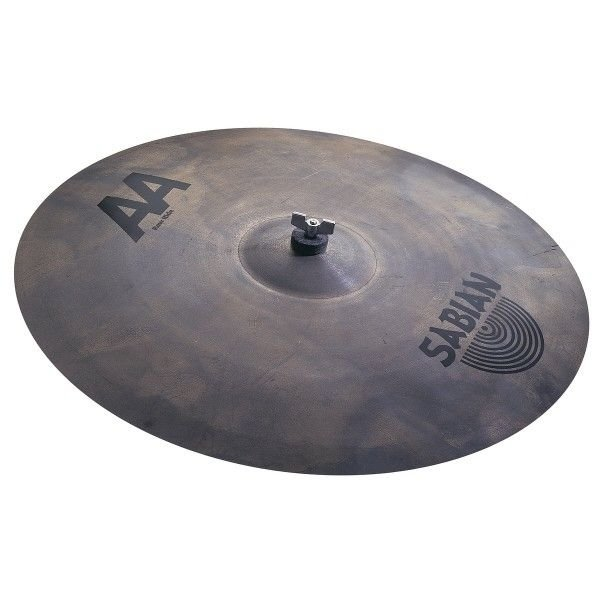 "Sabian Sabian AA 20"" Raw Ride Cymbal"